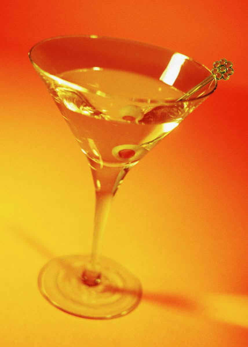 MIXED ALCOHOLIC BEVERAGE RECIPES