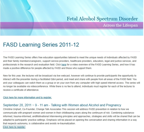 fetal alcohol syndrome thesis statement Fetal alcohol exposure affects brain structure in a condition known as fetal alcohol syndrome fetal alcohol exposure affects brain structure in children.