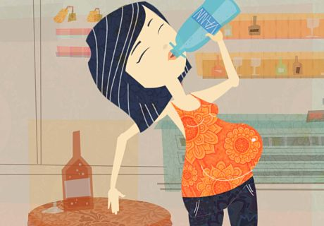 Alcohol and Pregnancy campaign from Norway | Girls, Women