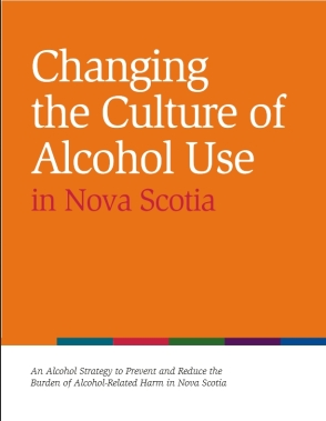 Nova Scotia Alcohol Strategy
