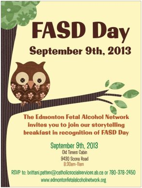 Fasd Awareness Day Girls Women Alcohol And Pregnancy
