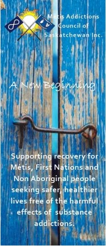 - 'Metis Addictions Council of Saskatchewan Inc