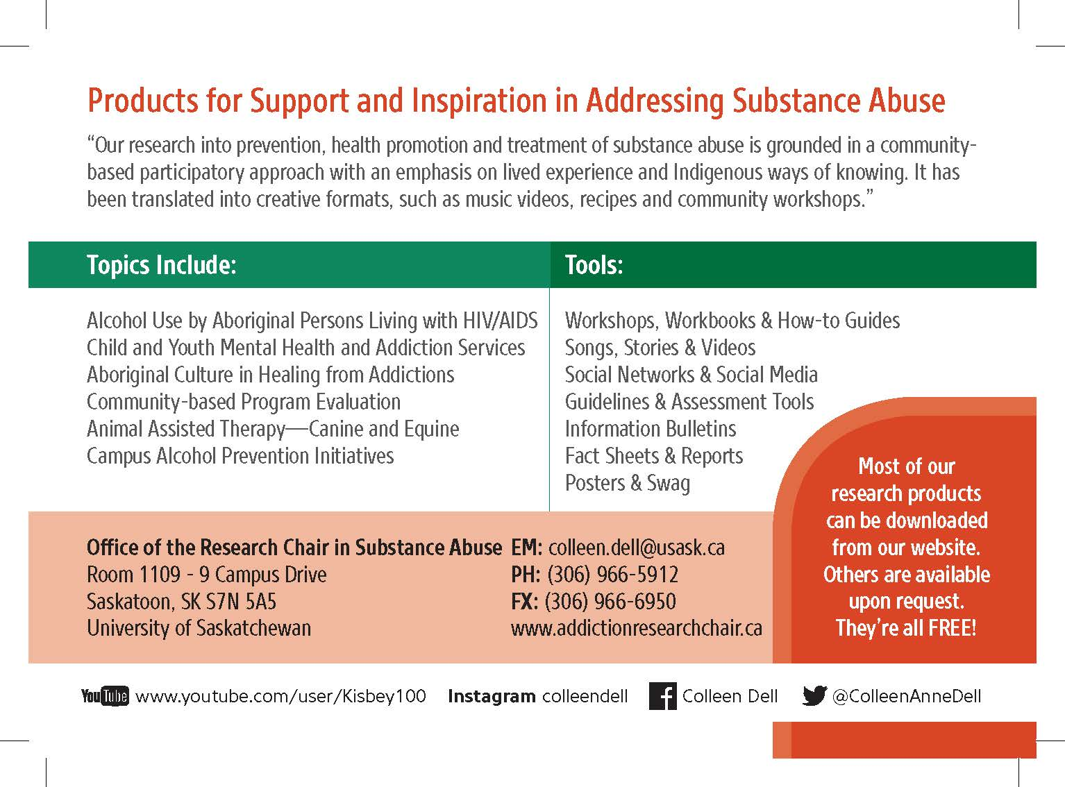 Brief Intervention May Prevent >> Free Resources for Addressing Substance Abuse for ...