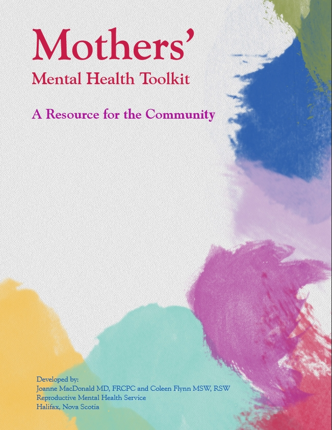 Mothers Mental Health Toolkit A Resource For The Community Girls