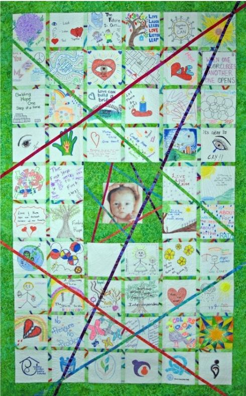 PCAP quilt