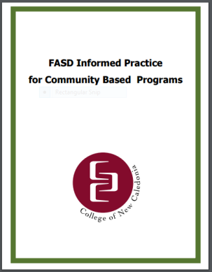 FASD Trauma Informed guide