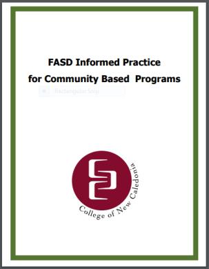 FASD Trauma Informed guide